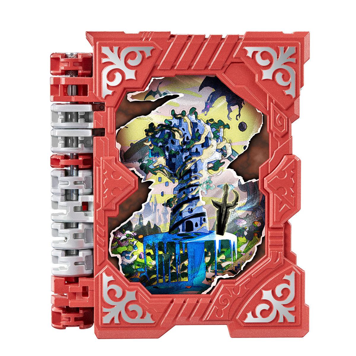 【限定販売】仮面ライダーセイバー『DXオムニフォース&グリモワールワンダーライドブック+ドゥームズドライバーバックル』仮面ライダーソロモン&仮面ライダーストリウス 変身なりきり-007