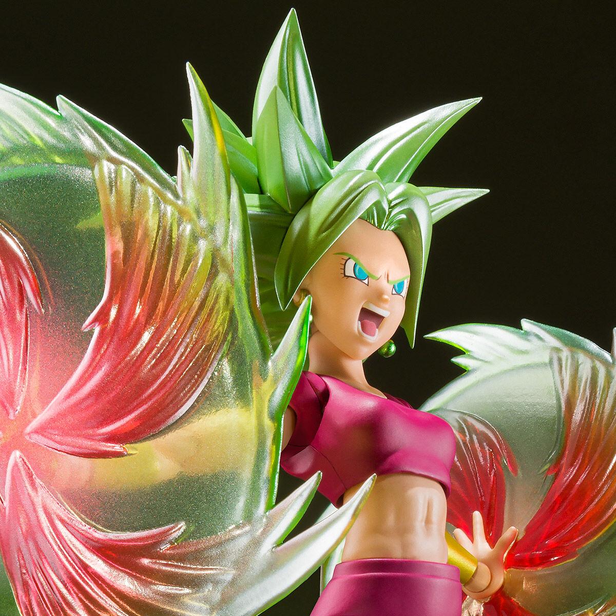 【限定販売】S.H.Figuarts『スーパーサイヤ人ケフラ』ドラゴンボール超 可動フィギュア-001