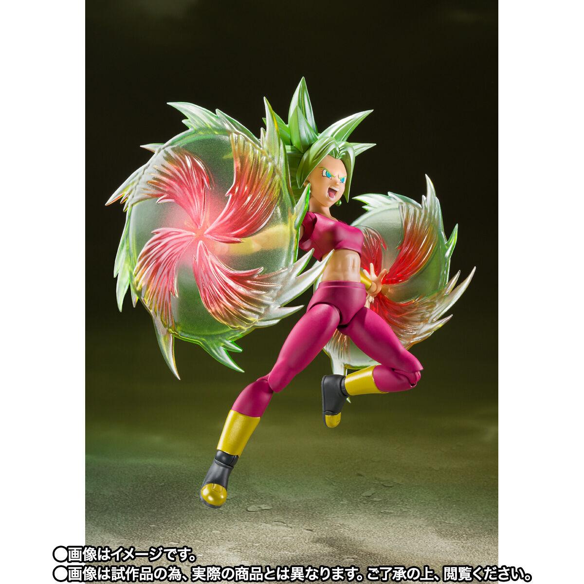 【限定販売】S.H.Figuarts『スーパーサイヤ人ケフラ』ドラゴンボール超 可動フィギュア-002