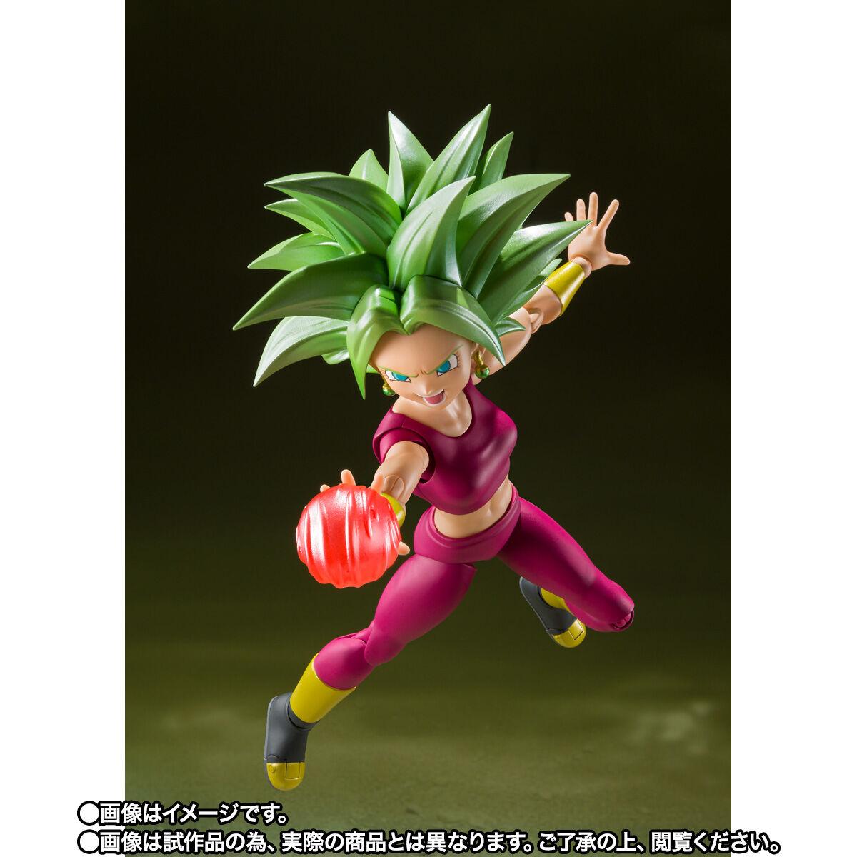 【限定販売】S.H.Figuarts『スーパーサイヤ人ケフラ』ドラゴンボール超 可動フィギュア-006