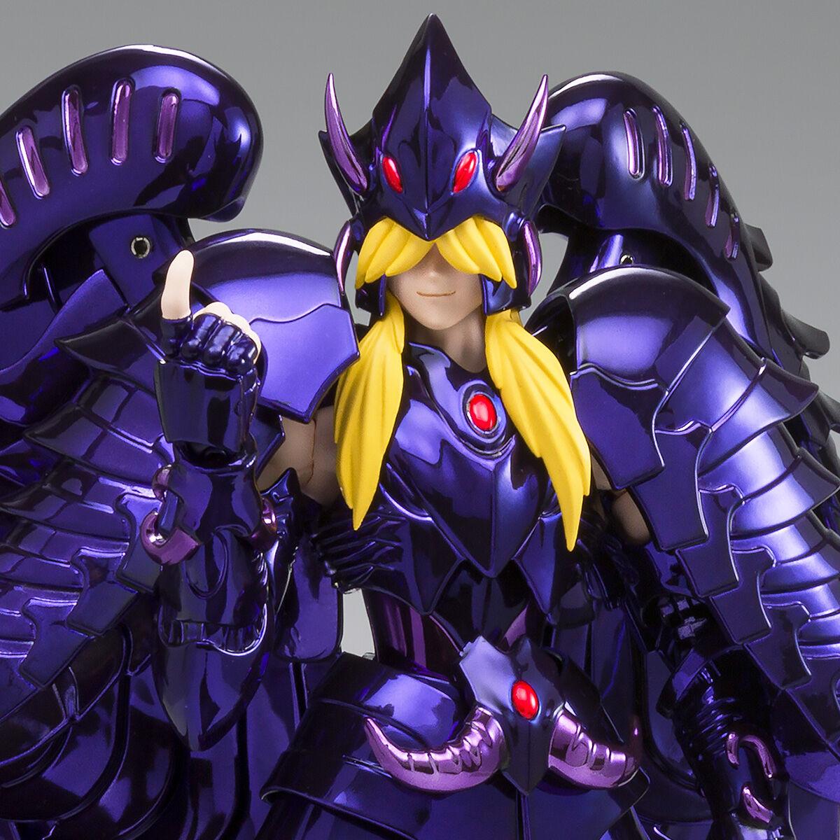 【限定販売】聖闘士聖衣神話EX『グリフォンミーノス ~ORIGINAL COLOR EDITION~』可動フィギュア-001