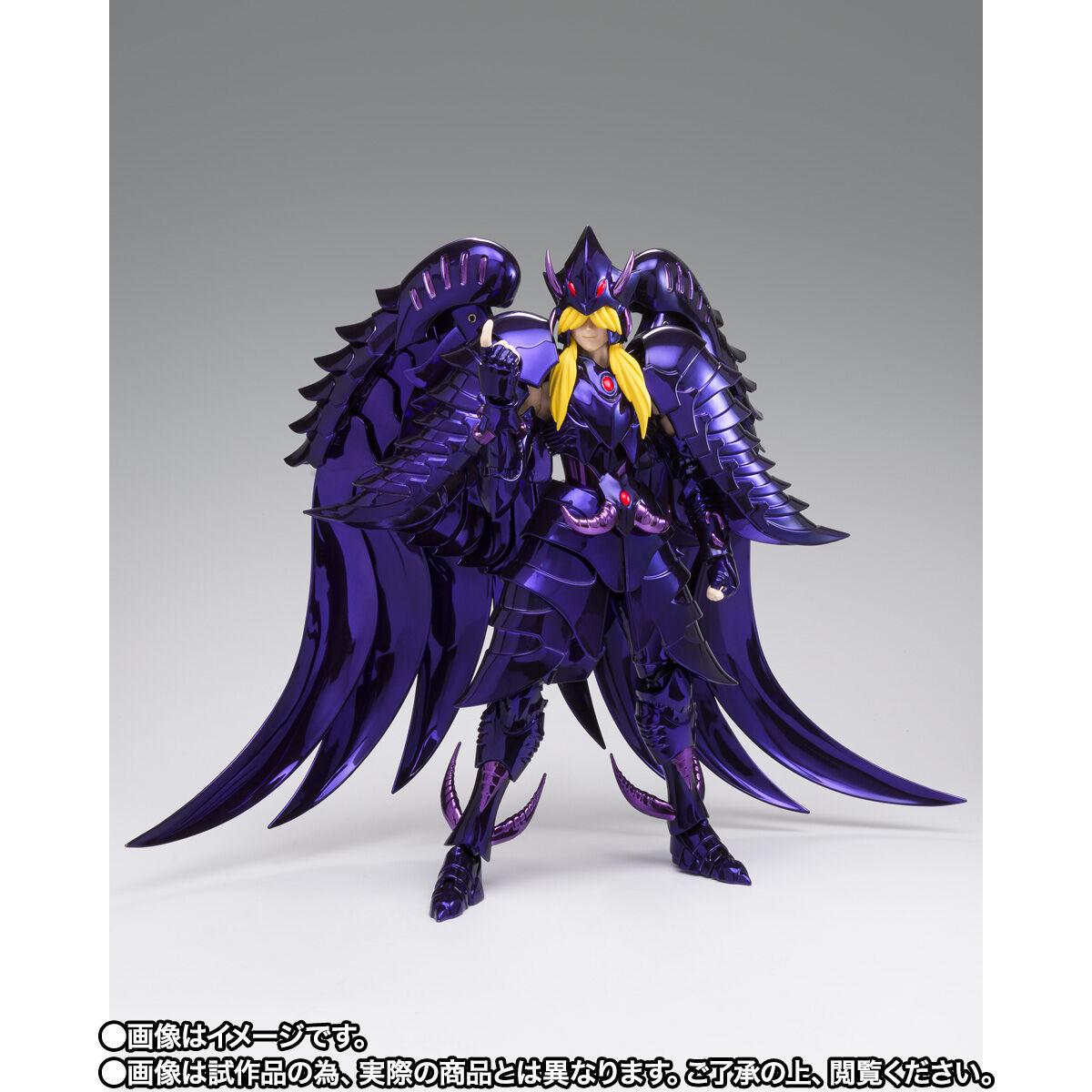 【限定販売】聖闘士聖衣神話EX『グリフォンミーノス ~ORIGINAL COLOR EDITION~』可動フィギュア-003