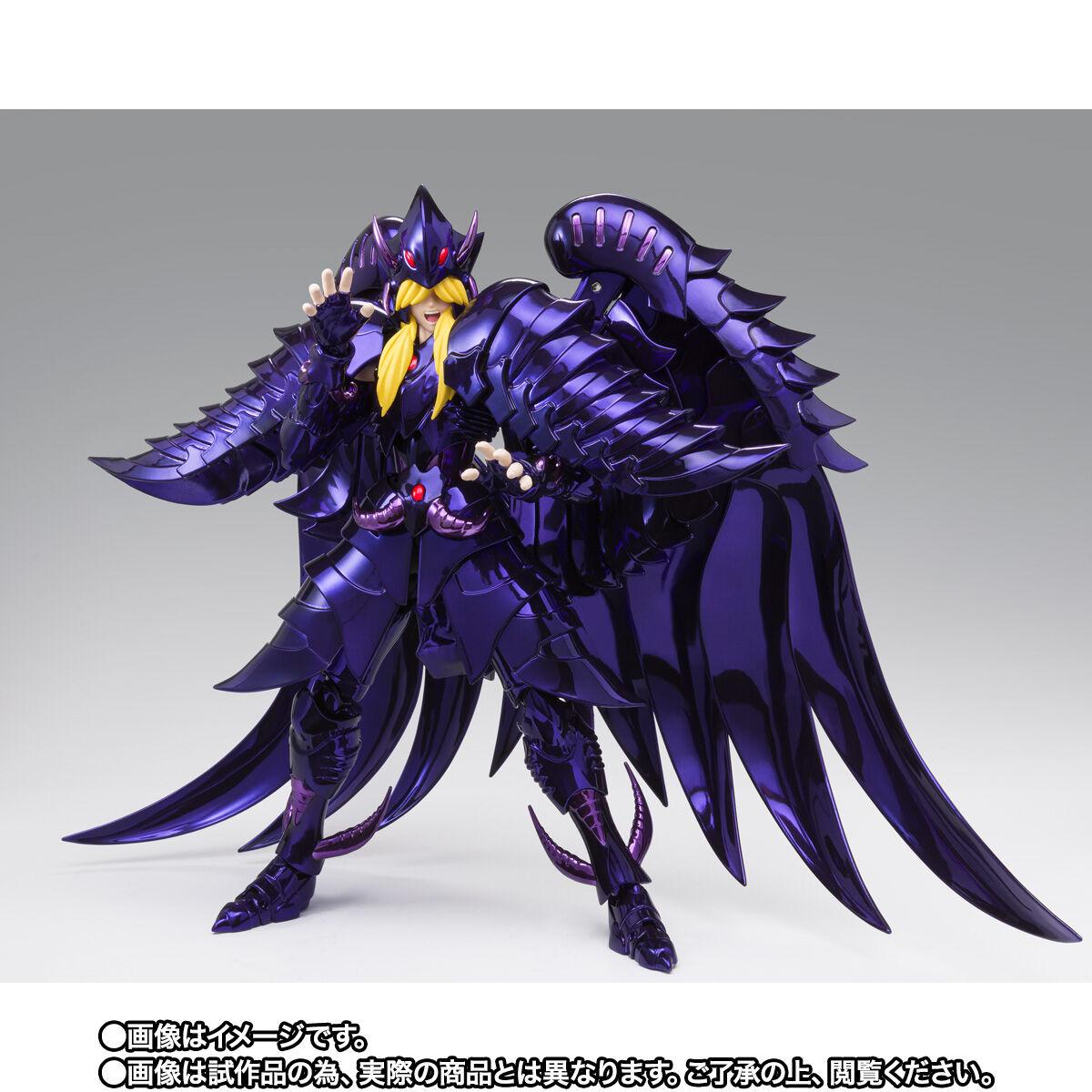 【限定販売】聖闘士聖衣神話EX『グリフォンミーノス ~ORIGINAL COLOR EDITION~』可動フィギュア-005