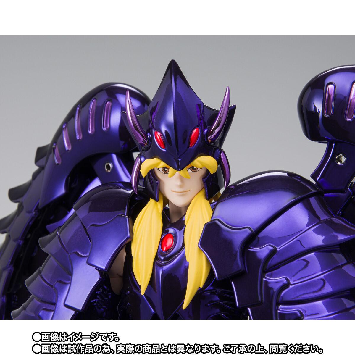 【限定販売】聖闘士聖衣神話EX『グリフォンミーノス ~ORIGINAL COLOR EDITION~』可動フィギュア-009