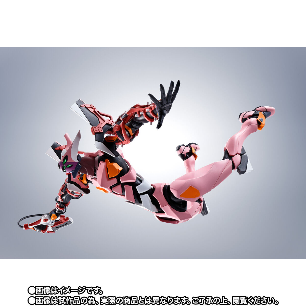 【限定販売】ROBOT魂〈SIDE EVA〉『エヴァンゲリオン改8号機y』シン・エヴァンゲリオン劇場版 可動フィギュア-006