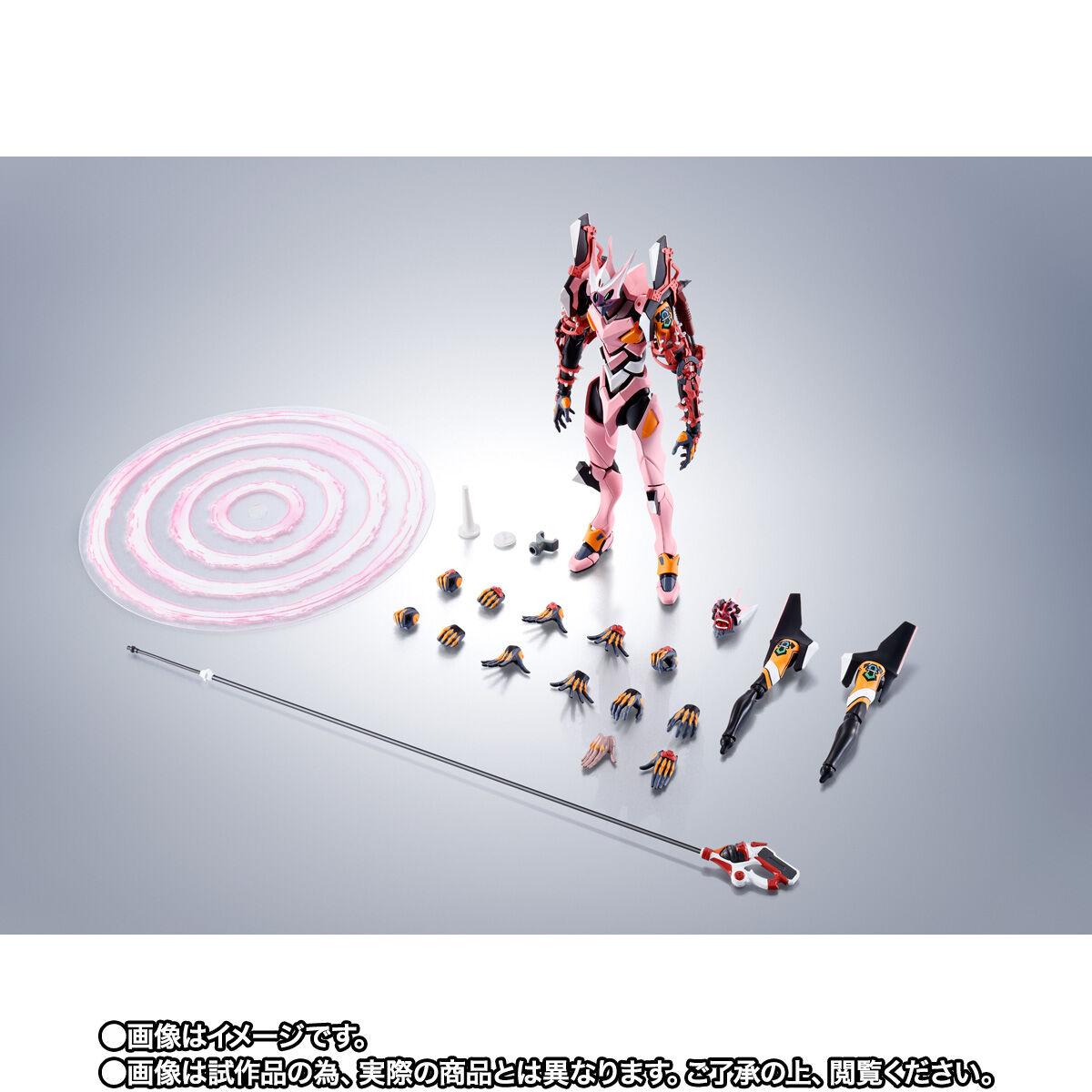 【限定販売】ROBOT魂〈SIDE EVA〉『エヴァンゲリオン改8号機y』シン・エヴァンゲリオン劇場版 可動フィギュア-010