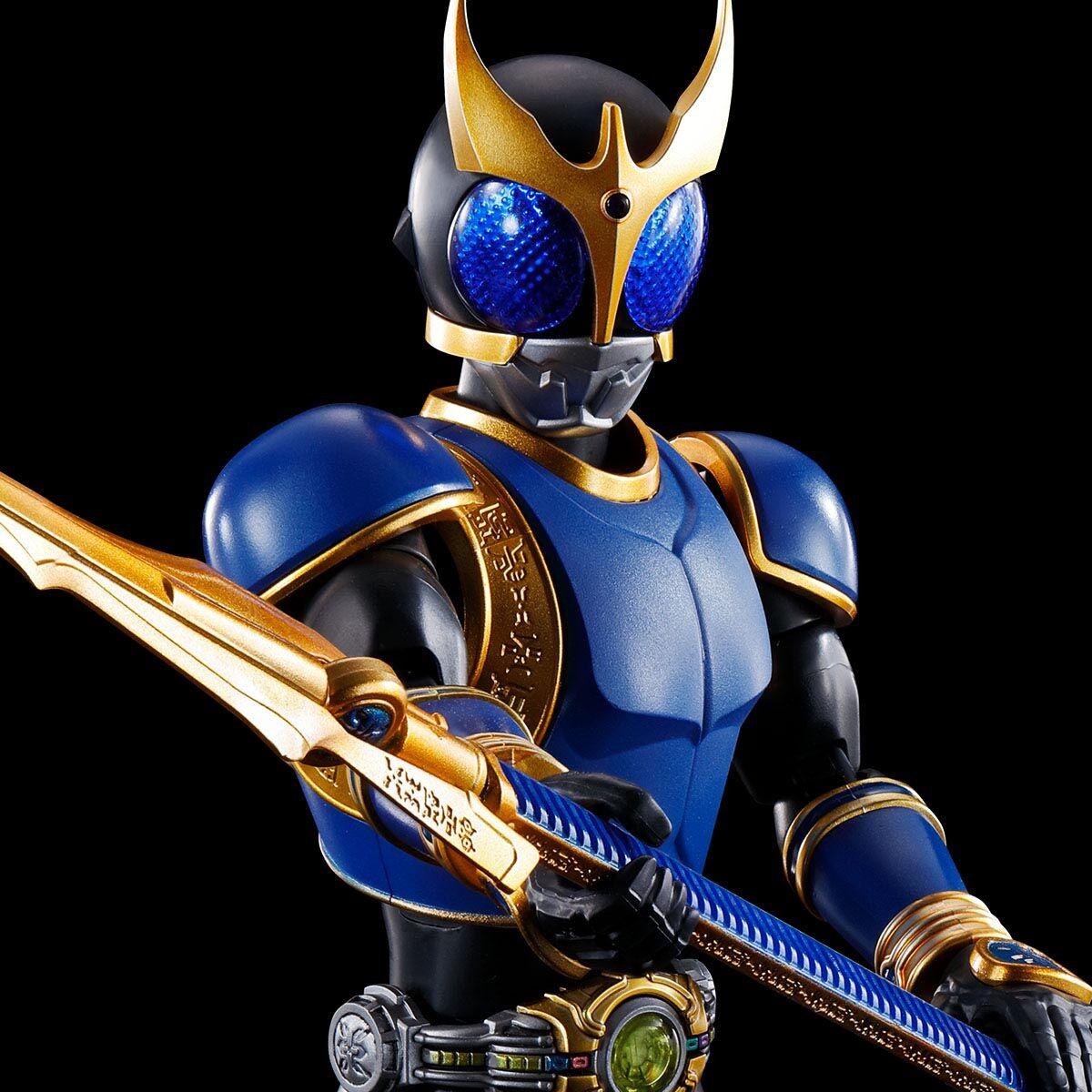 【限定販売】Figure-rise Standard『仮面ライダークウガ ドラゴンフォーム/ライジングドラゴン』プラモデル-001