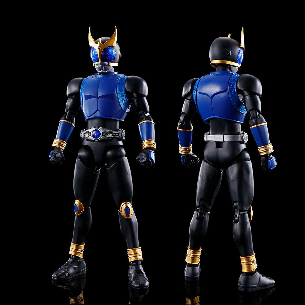 【限定販売】Figure-rise Standard『仮面ライダークウガ ドラゴンフォーム/ライジングドラゴン』プラモデル-002