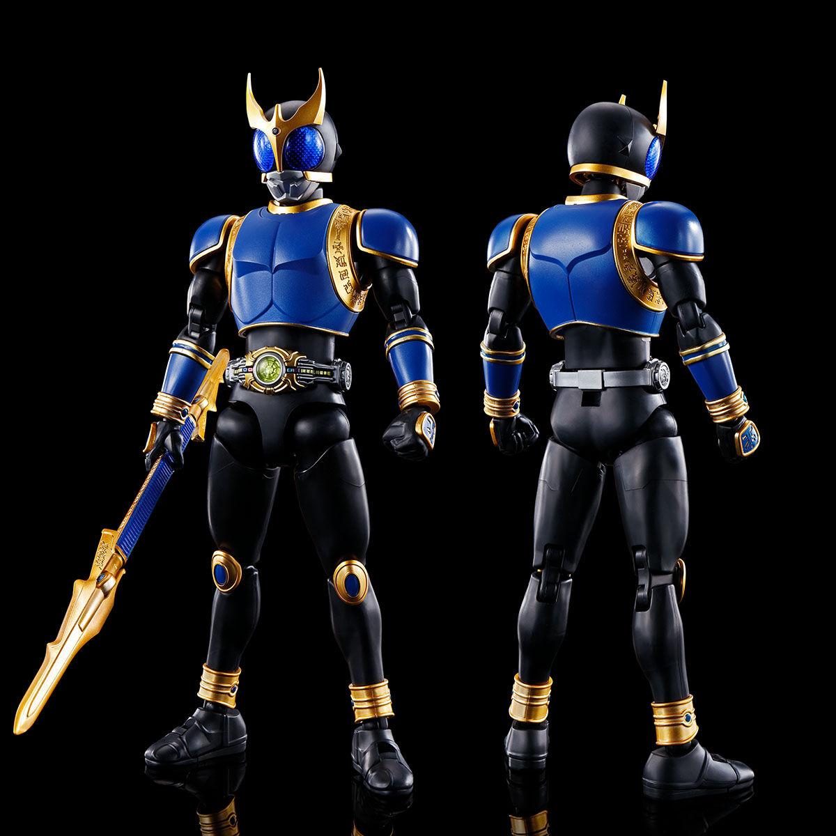 【限定販売】Figure-rise Standard『仮面ライダークウガ ドラゴンフォーム/ライジングドラゴン』プラモデル-003