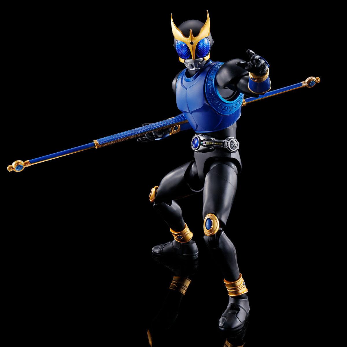 【限定販売】Figure-rise Standard『仮面ライダークウガ ドラゴンフォーム/ライジングドラゴン』プラモデル-004