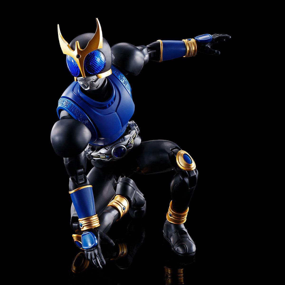 【限定販売】Figure-rise Standard『仮面ライダークウガ ドラゴンフォーム/ライジングドラゴン』プラモデル-005