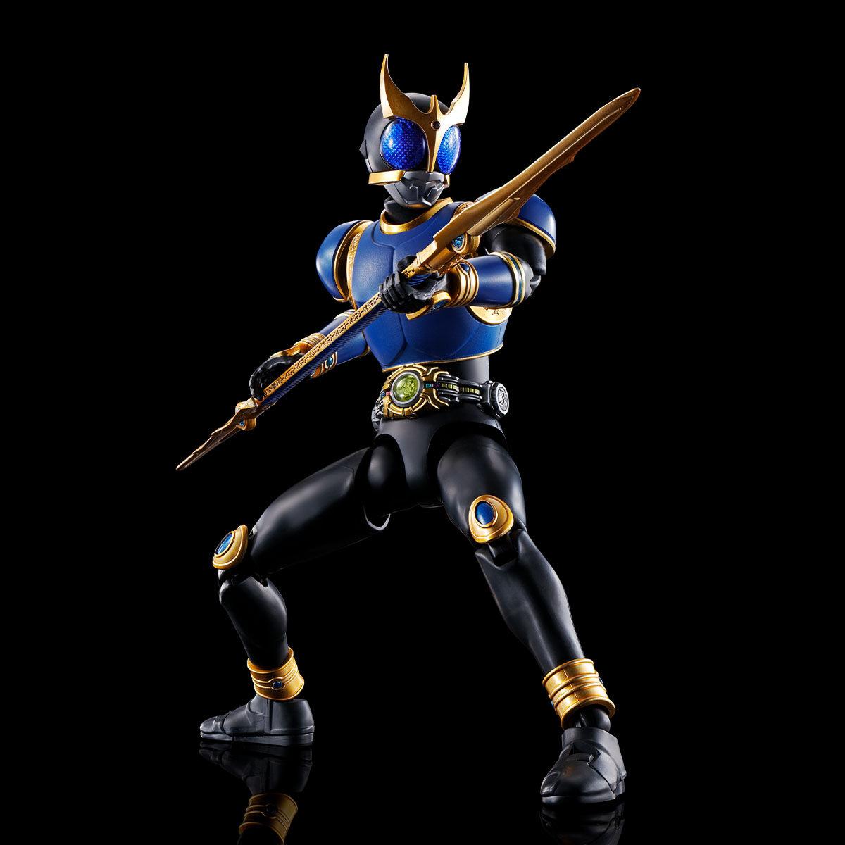 【限定販売】Figure-rise Standard『仮面ライダークウガ ドラゴンフォーム/ライジングドラゴン』プラモデル-006