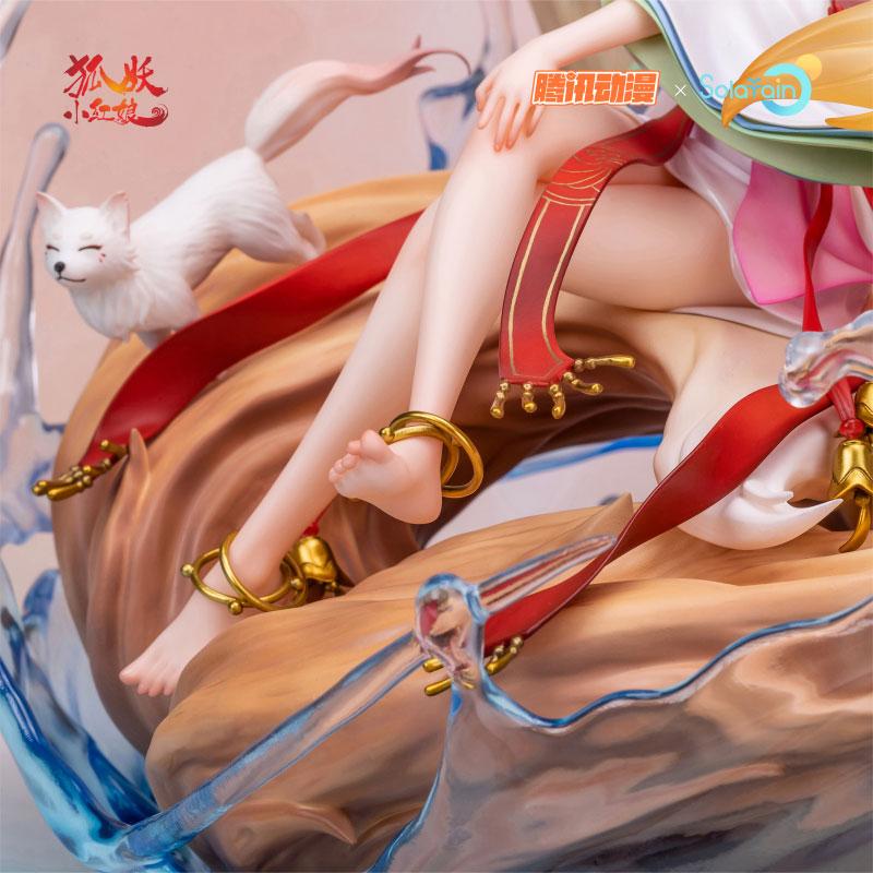 【限定販売】縁結びの妖狐ちゃん『塗山紅紅(トサン・ココ)』1/8 完成品フィギュア-006