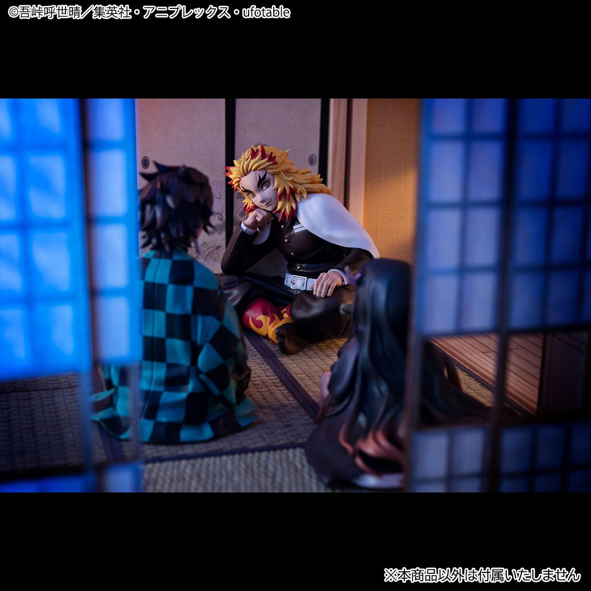 G.E.M.シリーズ『てのひら煉獄さん』鬼滅の刃 完成品フィギュア-008
