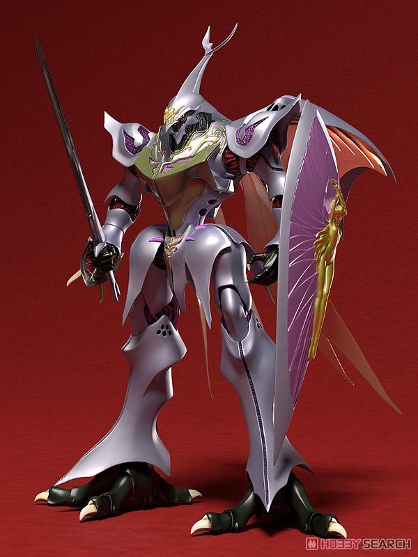 【再販】PLAMAX『サーバイン』聖戦士ダンバイン プラモデル-002
