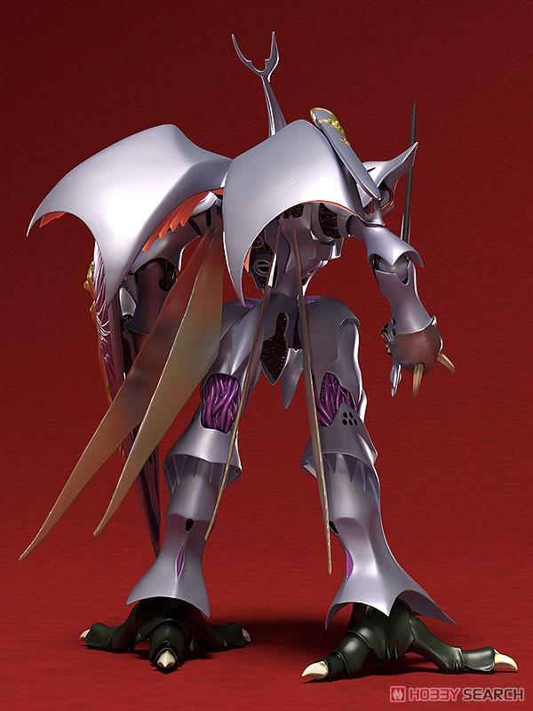 【再販】PLAMAX『サーバイン』聖戦士ダンバイン プラモデル-003