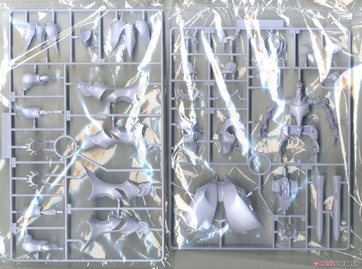 【再販】PLAMAX『サーバイン』聖戦士ダンバイン プラモデル-010