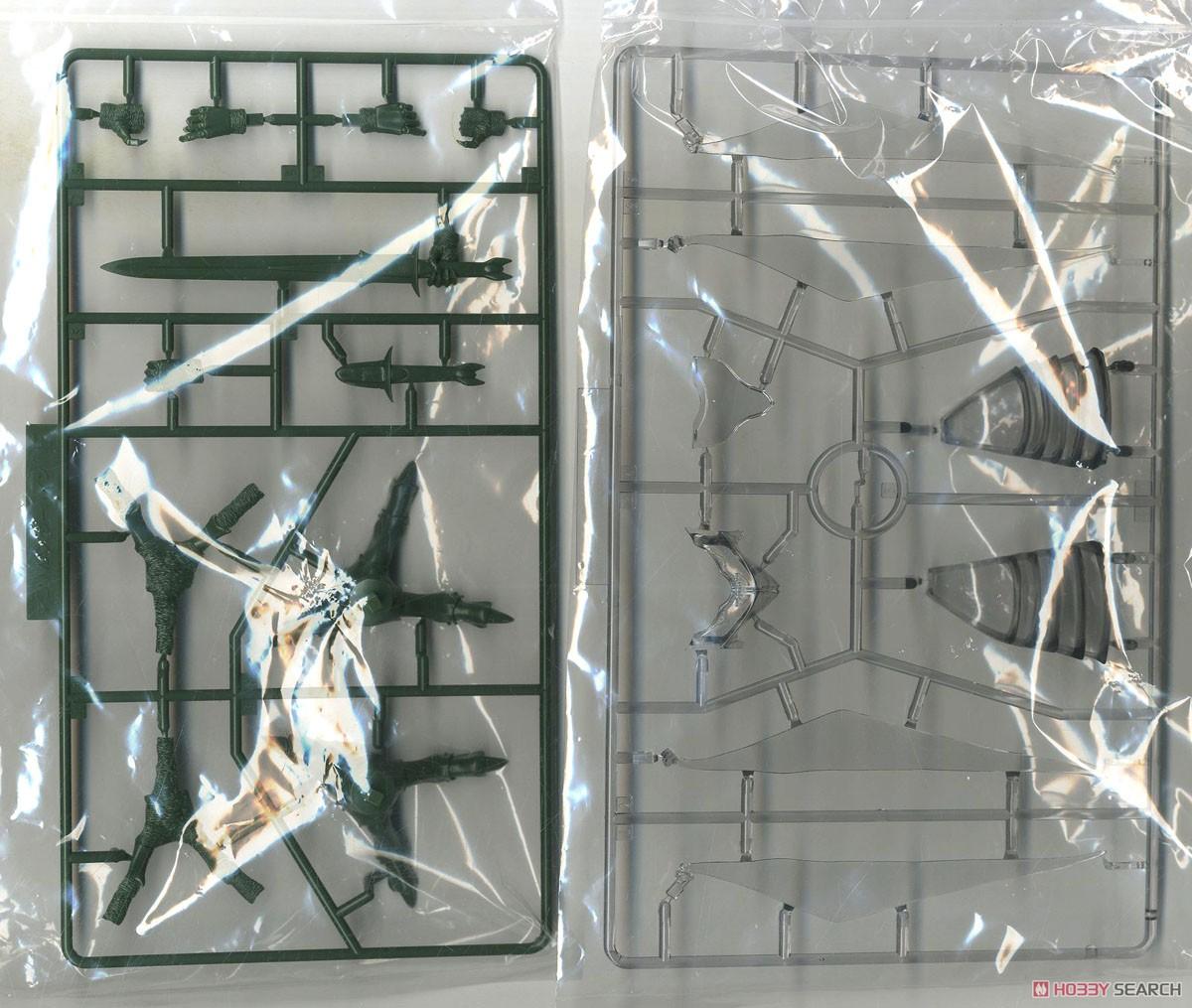 【再販】PLAMAX『サーバイン』聖戦士ダンバイン プラモデル-011