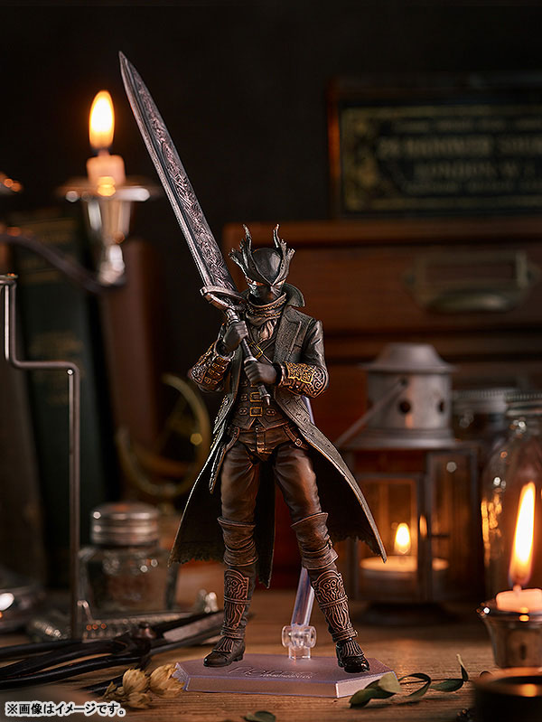 figma『狩人 The Old Hunters Edition』Bloodborne 可動フィギュア-002