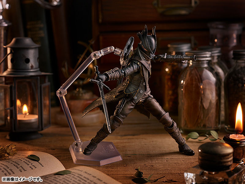 figma『狩人 The Old Hunters Edition』Bloodborne 可動フィギュア-003