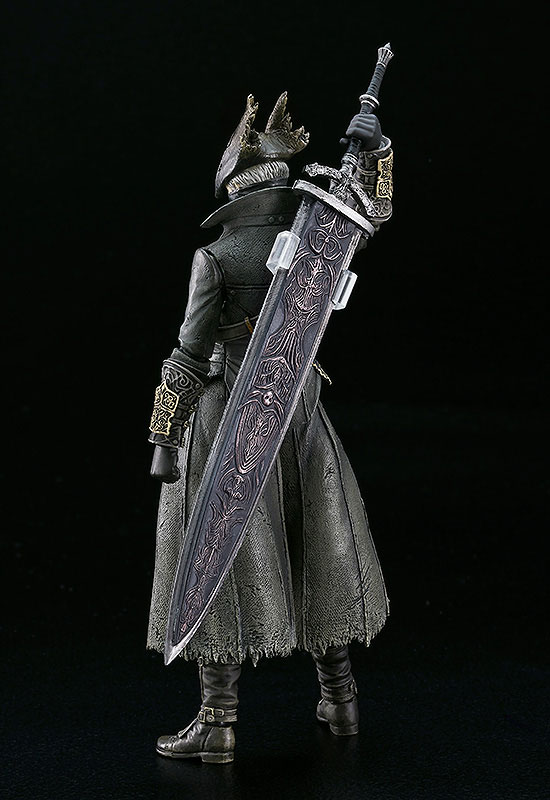figma『狩人 The Old Hunters Edition』Bloodborne 可動フィギュア-005