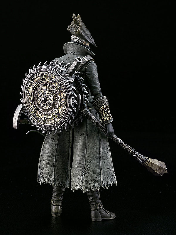 figma『狩人 The Old Hunters Edition』Bloodborne 可動フィギュア-006