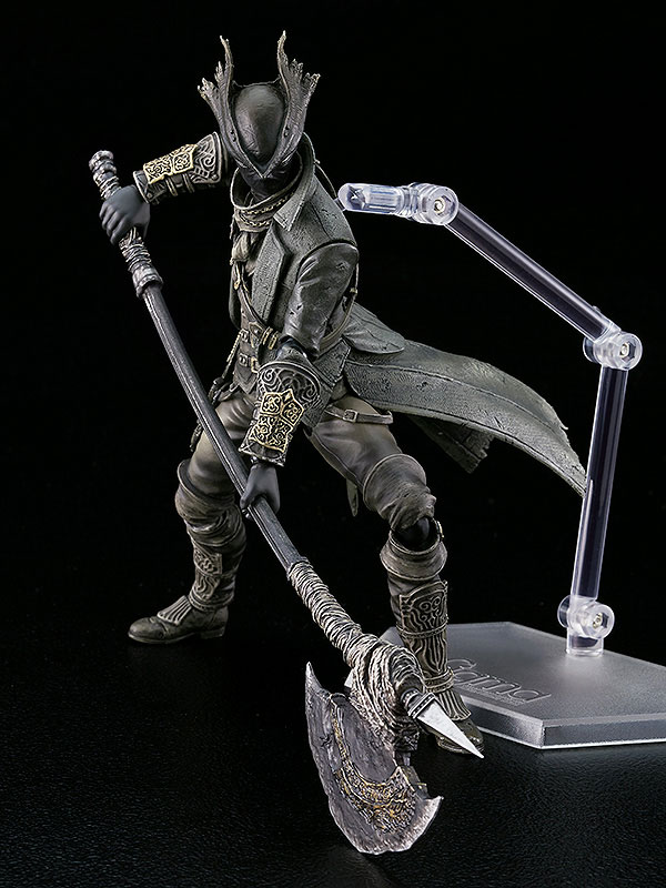 figma『狩人 The Old Hunters Edition』Bloodborne 可動フィギュア-007