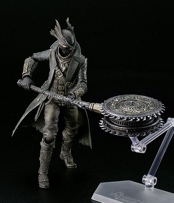figma『狩人 The Old Hunters Edition』Bloodborne 可動フィギュア-008