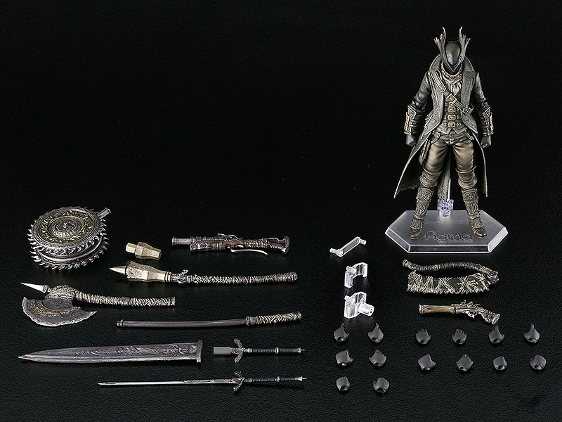 figma『狩人 The Old Hunters Edition』Bloodborne 可動フィギュア-009