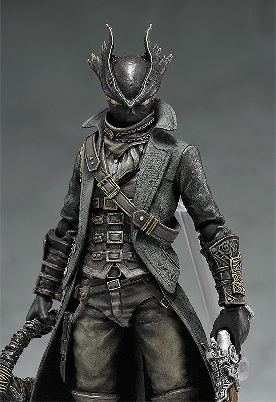 figma『狩人 The Old Hunters Edition』Bloodborne 可動フィギュア-010