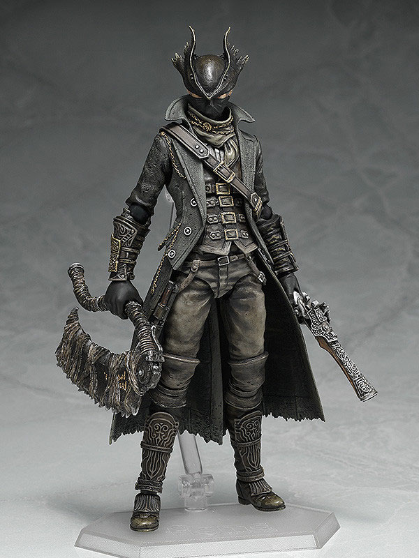 figma『狩人 The Old Hunters Edition』Bloodborne 可動フィギュア-011