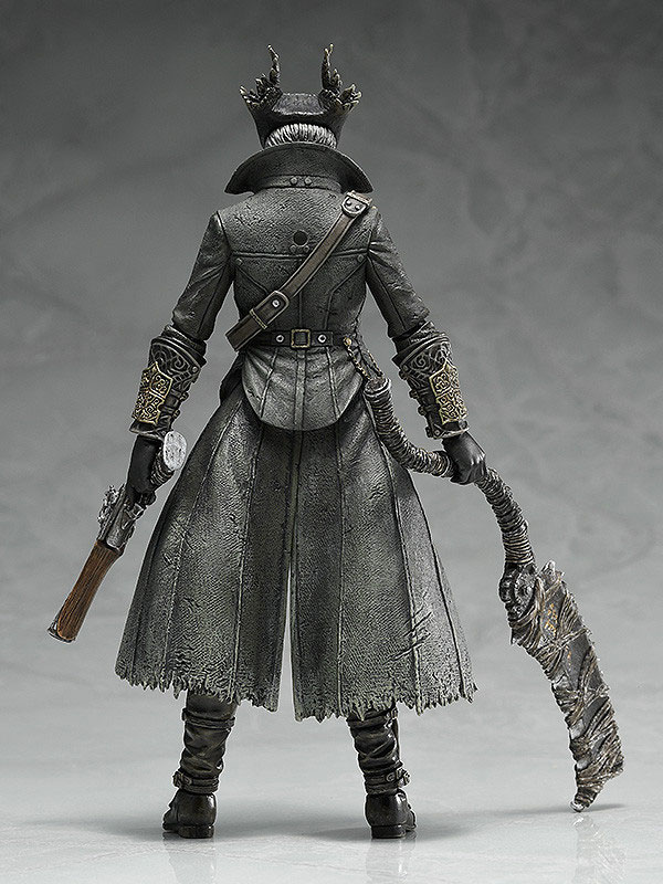 figma『狩人 The Old Hunters Edition』Bloodborne 可動フィギュア-012