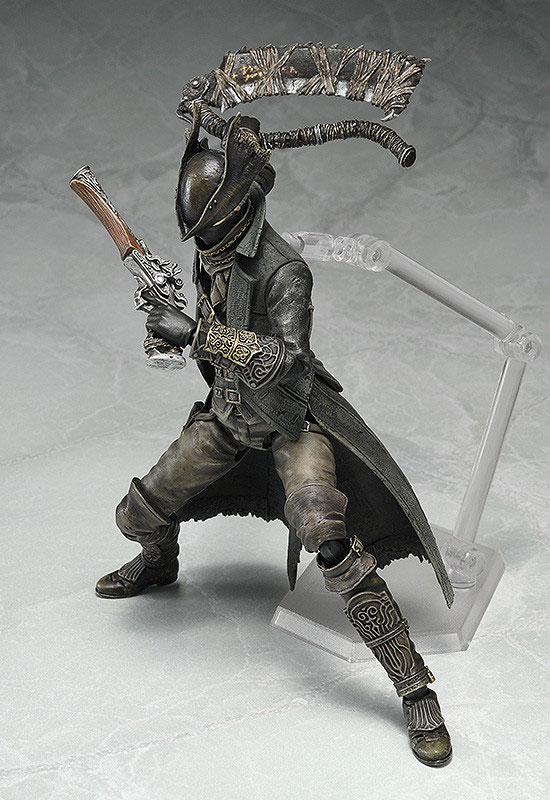 figma『狩人 The Old Hunters Edition』Bloodborne 可動フィギュア-013