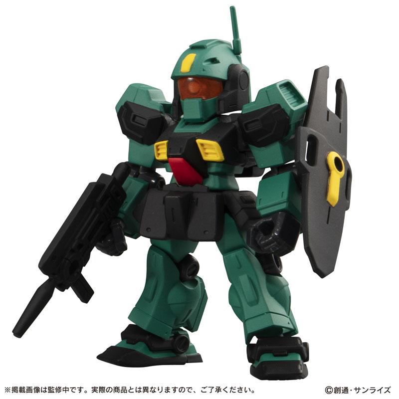 機動戦士ガンダム『MOBILE SUIT ENSEMBLE20』デフォルメ可動フィギュア 10個入りBOX-004