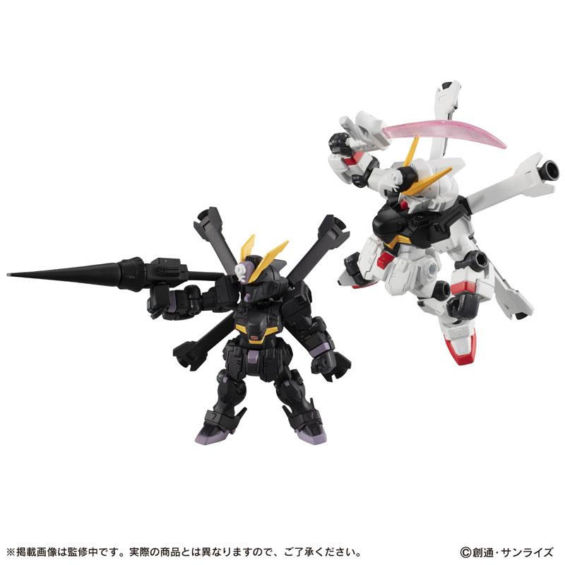 機動戦士ガンダム『MOBILE SUIT ENSEMBLE20』デフォルメ可動フィギュア 10個入りBOX-009