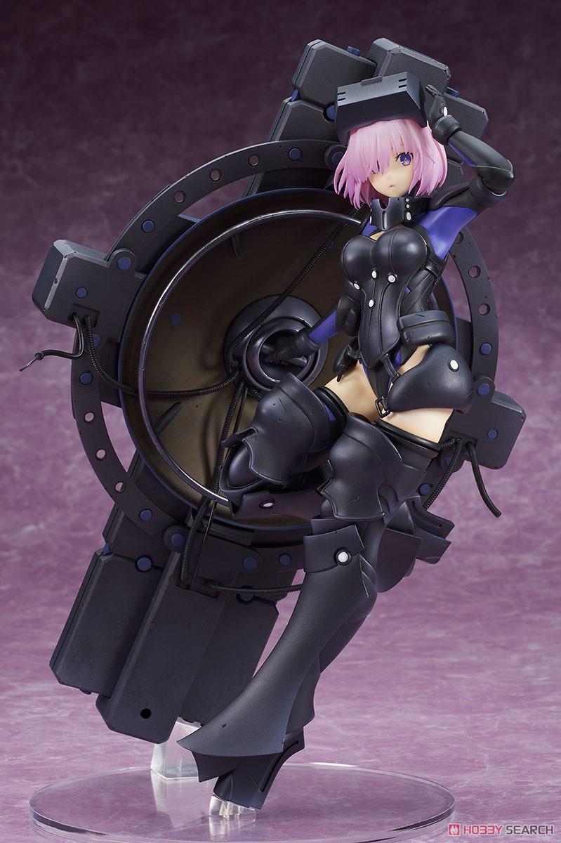 Fate/Grand Order『シールダー/マシュ・キリエライト〔オルテナウス〕』1/7 完成品フィギュア-001