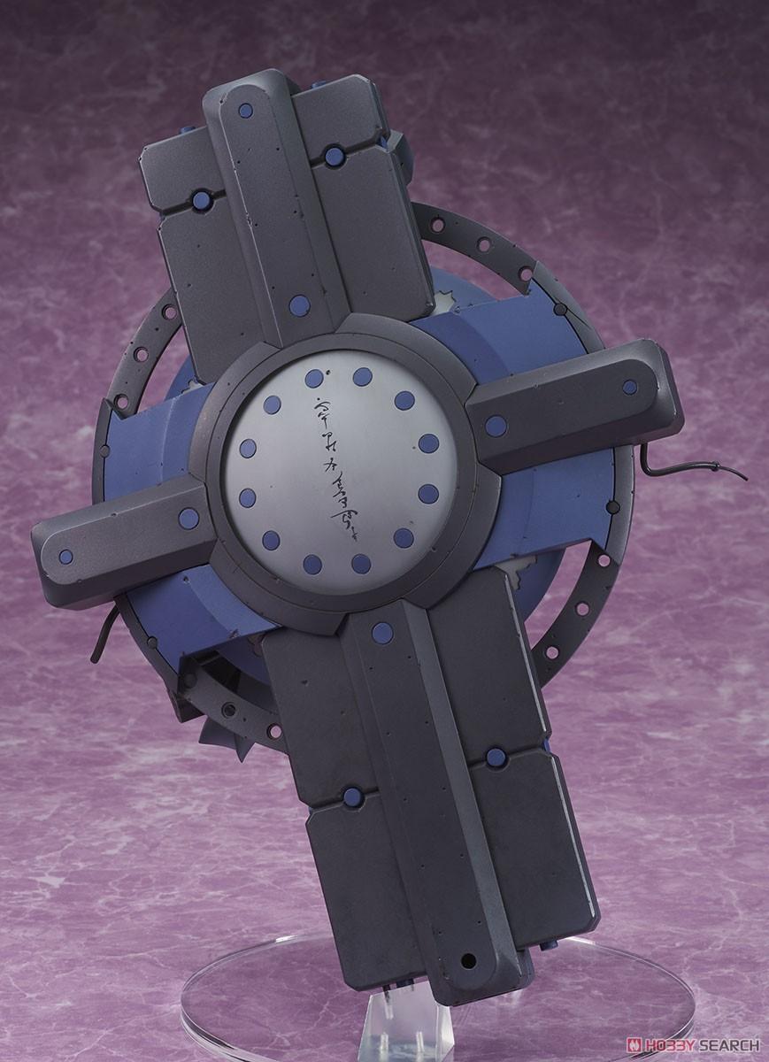 Fate/Grand Order『シールダー/マシュ・キリエライト〔オルテナウス〕』1/7 完成品フィギュア-005