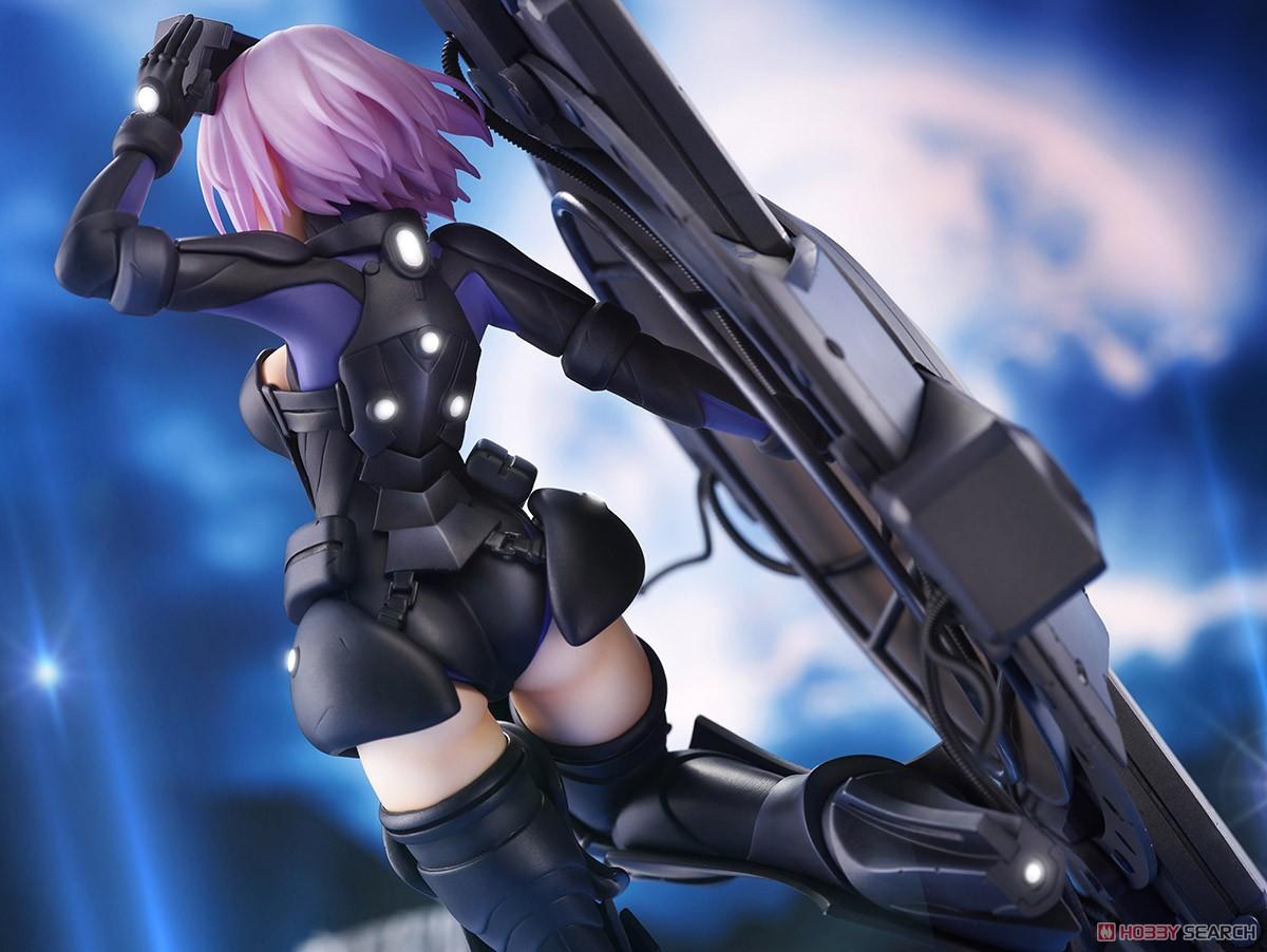 Fate/Grand Order『シールダー/マシュ・キリエライト〔オルテナウス〕』1/7 完成品フィギュア-018