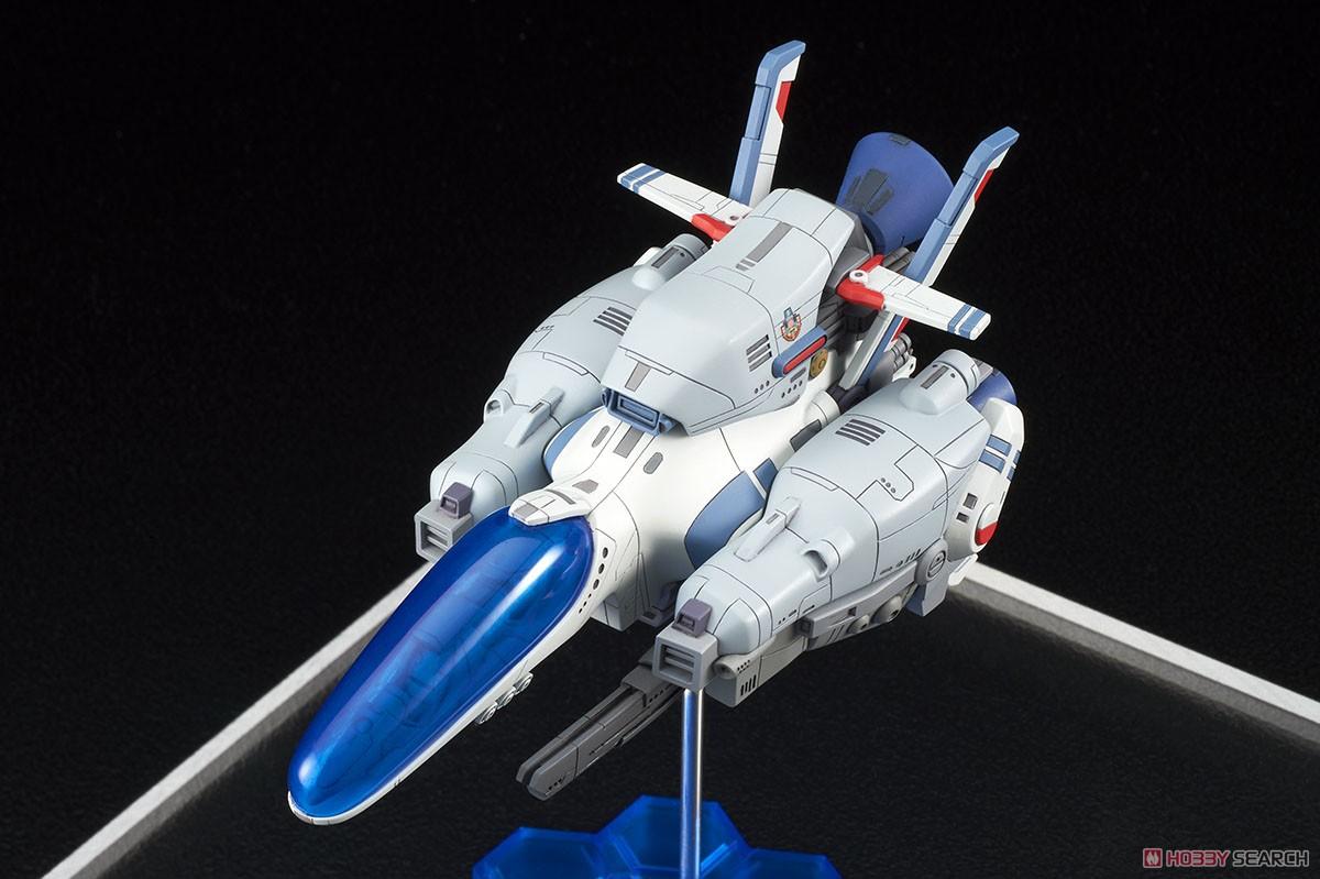 """R-TYPE『R-9A ARROW HEAD """"アロー・ヘッド""""』1/120 完成品モデル-009"""