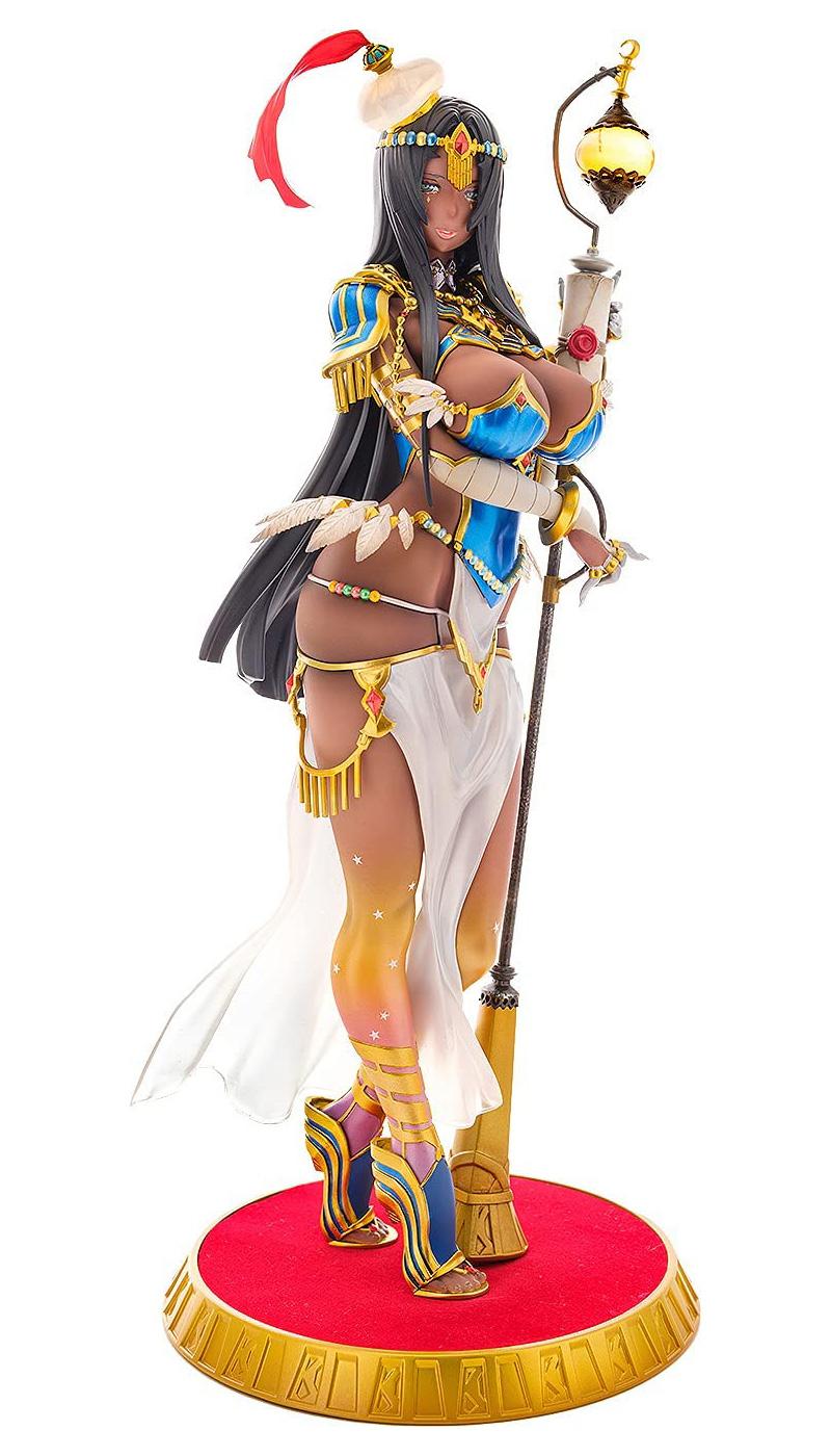 Fate/Grand Order『キャスター/シェヘラザード(不夜城のキャスター)』1/7 完成品フィギュア-001