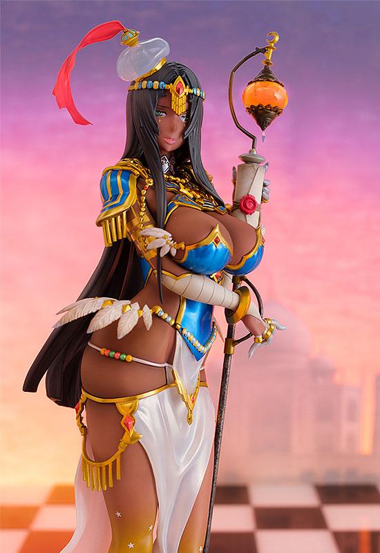 Fate/Grand Order『キャスター/シェヘラザード(不夜城のキャスター)』1/7 完成品フィギュア-009