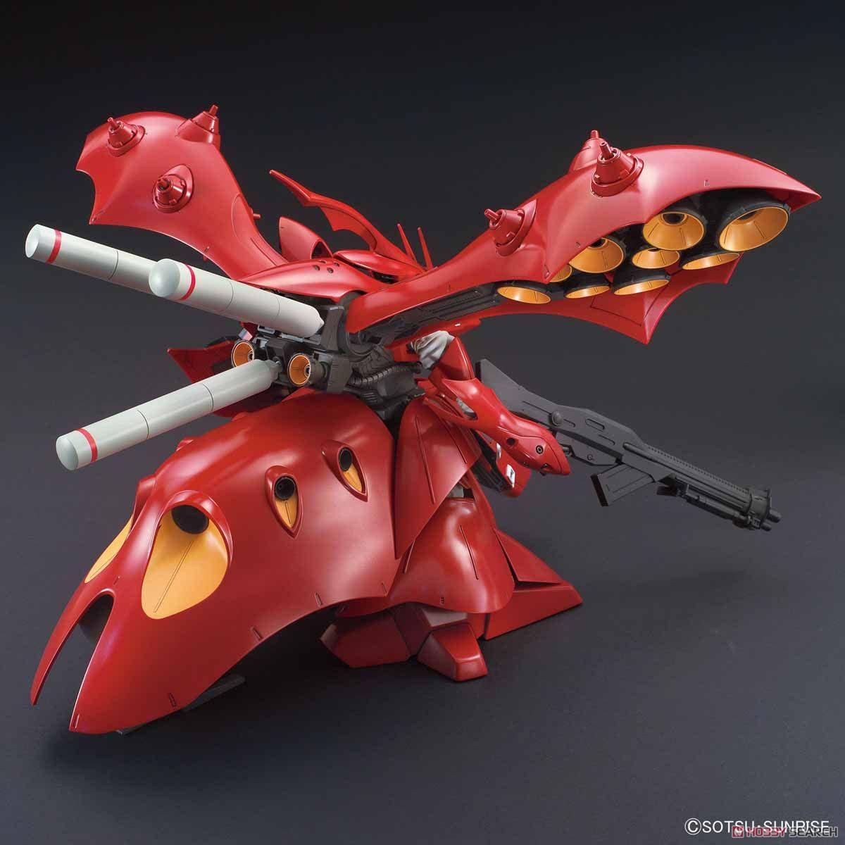 【再販】HG 1/144『ナイチンゲール』逆襲のシャア プラモデル-003