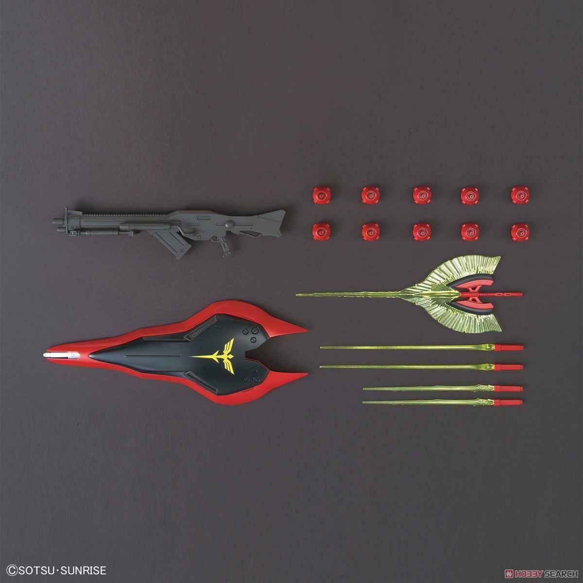 【再販】HG 1/144『ナイチンゲール』逆襲のシャア プラモデル-005
