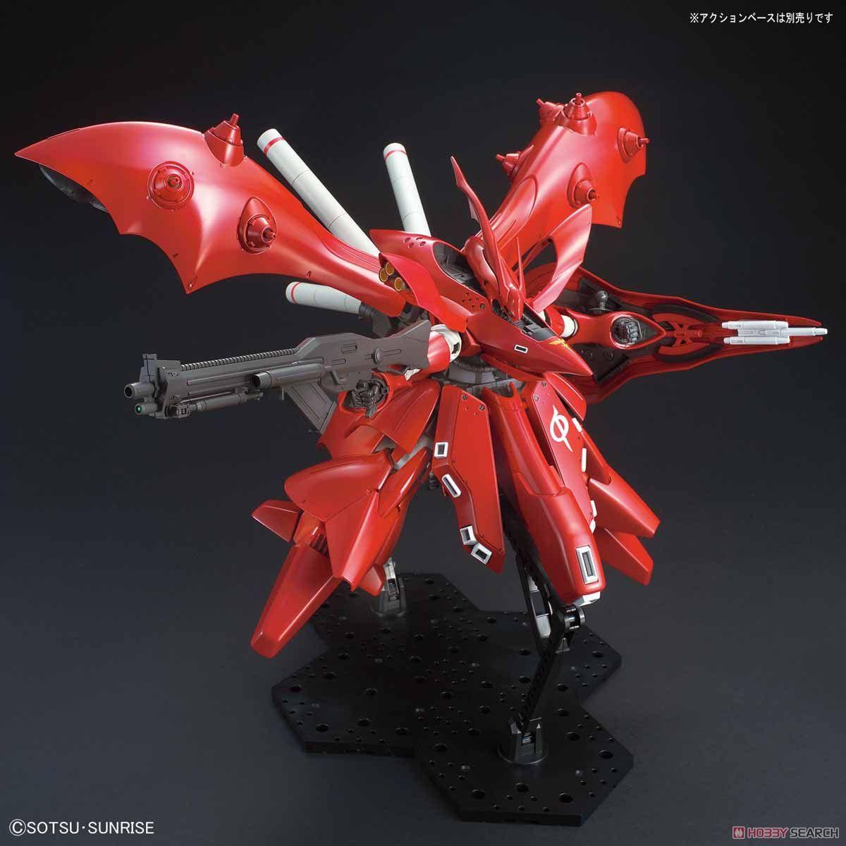 【再販】HG 1/144『ナイチンゲール』逆襲のシャア プラモデル-006