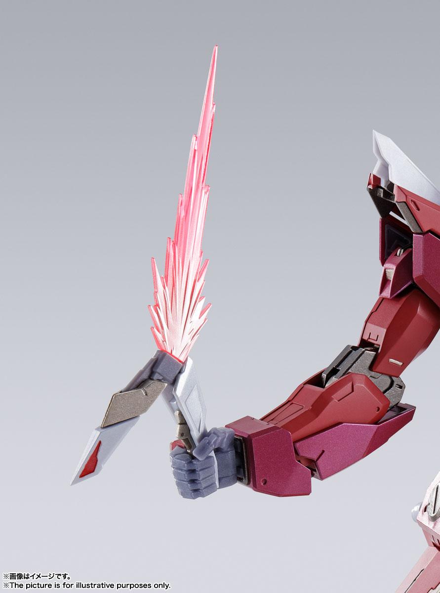 METAL BUILD『ジャスティスガンダム』機動戦士ガンダムSEED 可動フィギュア-006