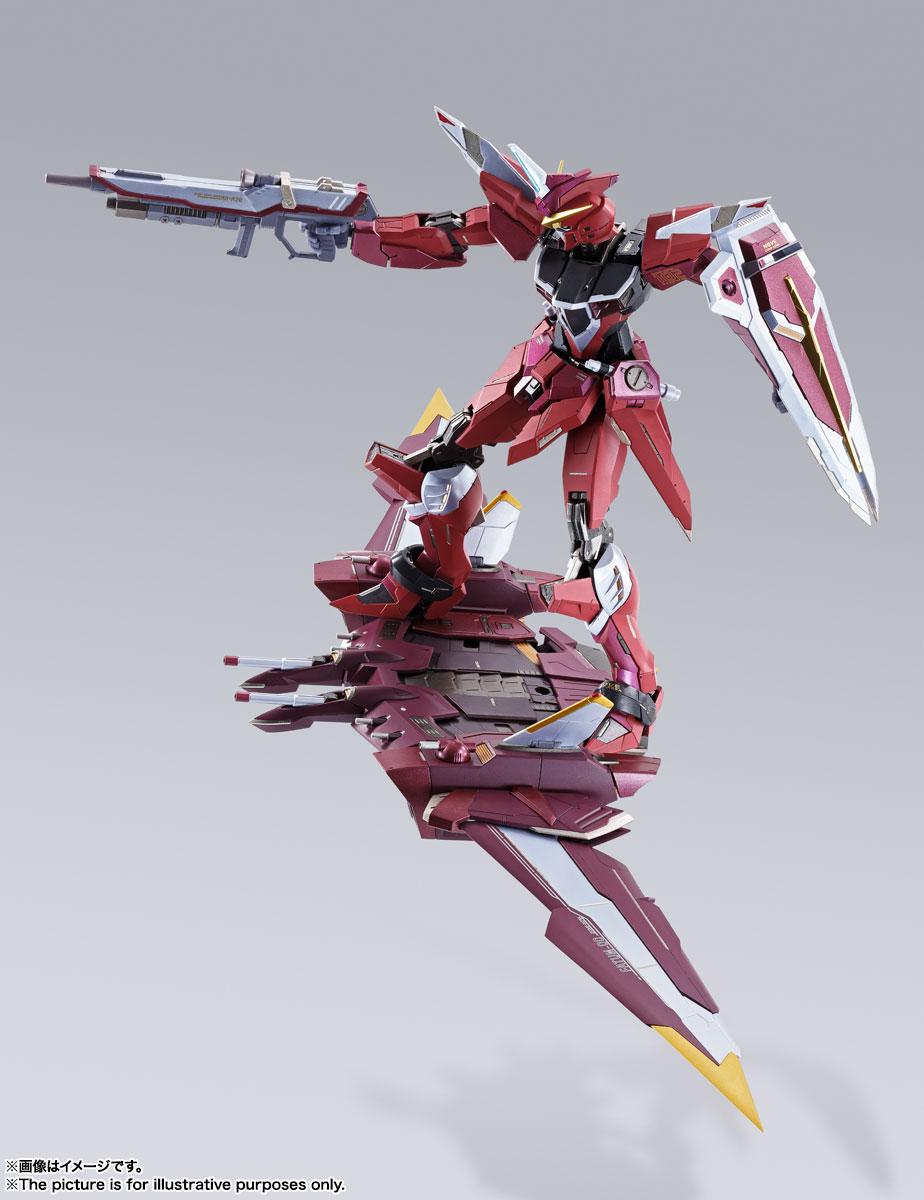 METAL BUILD『ジャスティスガンダム』機動戦士ガンダムSEED 可動フィギュア-008
