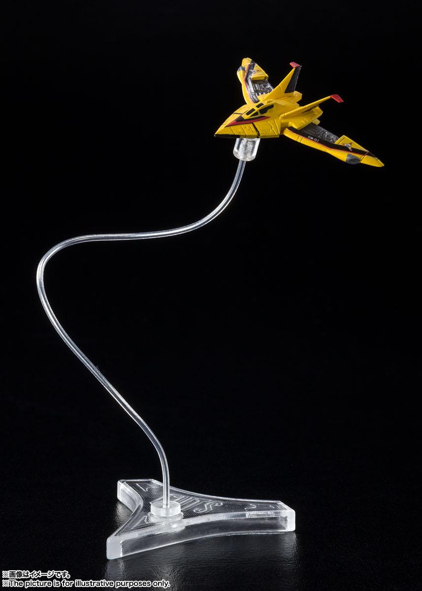 S.H.Figuarts『ガッツウイング1号&ガッツウイング2号セット』ウルトラマンティガ 可動フィギュア-001