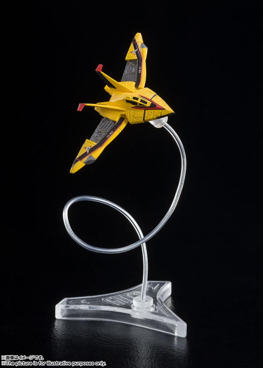 S.H.Figuarts『ガッツウイング1号&ガッツウイング2号セット』ウルトラマンティガ 可動フィギュア-002