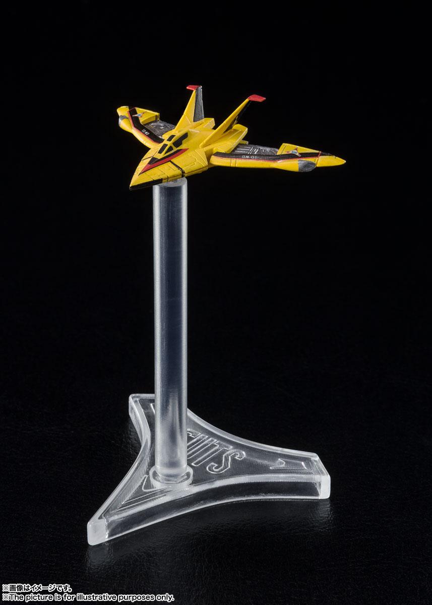 S.H.Figuarts『ガッツウイング1号&ガッツウイング2号セット』ウルトラマンティガ 可動フィギュア-003