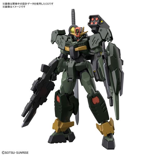 HG 1/144『ガンダムダブルオーコマンドクアンタ』ガンダムブレイカー バトローグ プラモデル